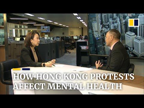 Hong Kong protests: minding your mental health amid political turmoil thumbnail
