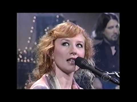 Tori Amos A Sorta Fairytale Letterman