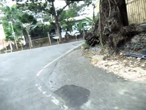 Larena - Main Drag - Island of Siquijor - Philippines
