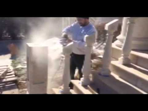 Concrete Baluster And Railing Installation Youtube