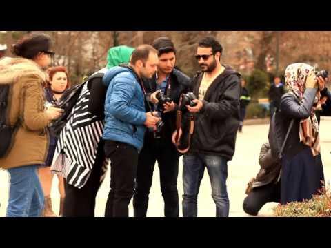 Ankara Sinema Akademisi - Fotoğrafçılık Kursu 19 mart uygulama dersi