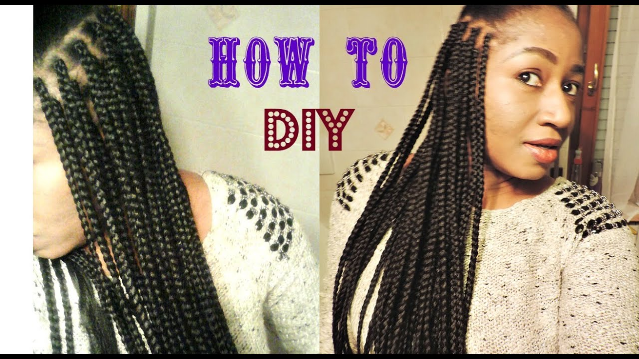 Nigeria hair style ghana weaving hairstylegalleries com - View Images Diy Box Braids With Xpression Hair