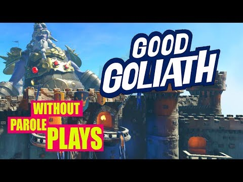 Good Goliath | PSVR FIRST LOOK