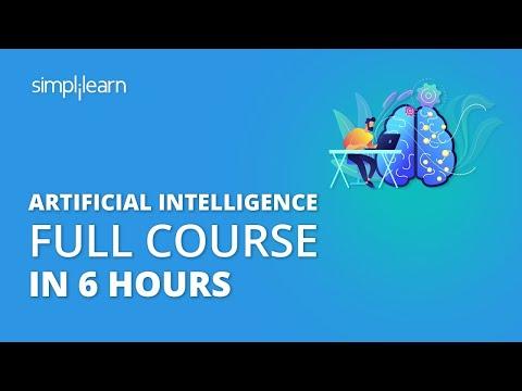 Artificial Intelligence Tutorial | Artificial Intelligence Full Course | AI Tutorial | Simplilearn