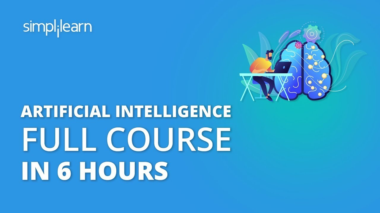 Artificial Intelligence Full Course (2020) | Artificial Intelligence Tutorial