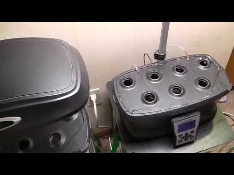 Cleaning an Aerogarden Ultra