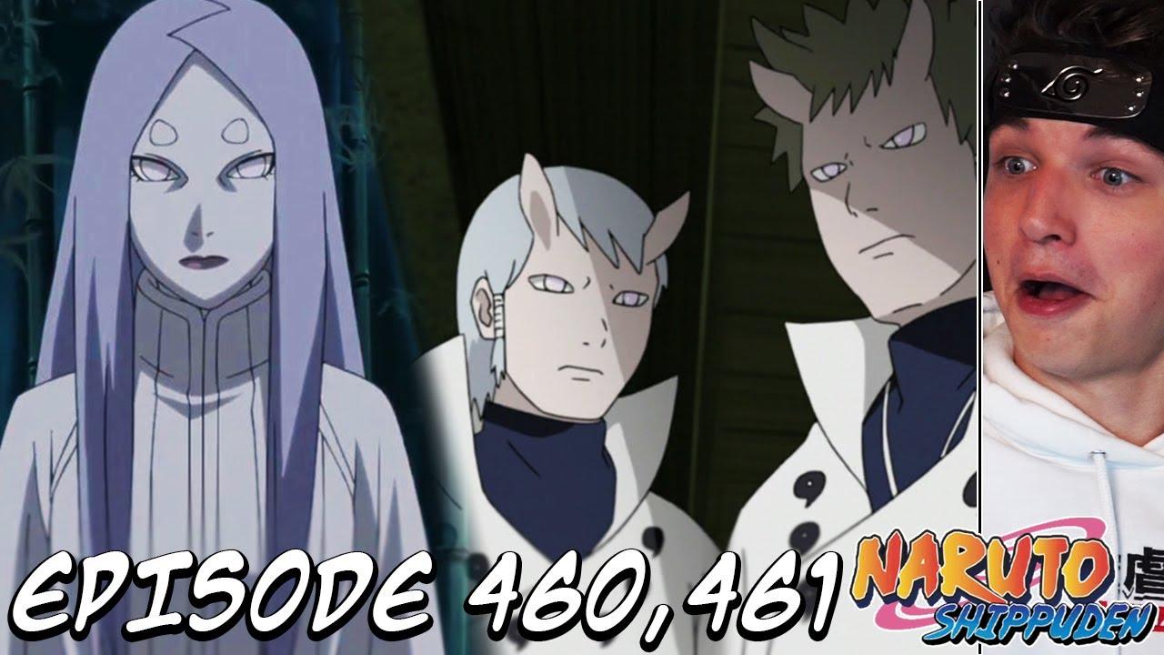Download KAGUYA, THE BEGINNING!   Naruto Shippuden Reaction Episode 460, 461