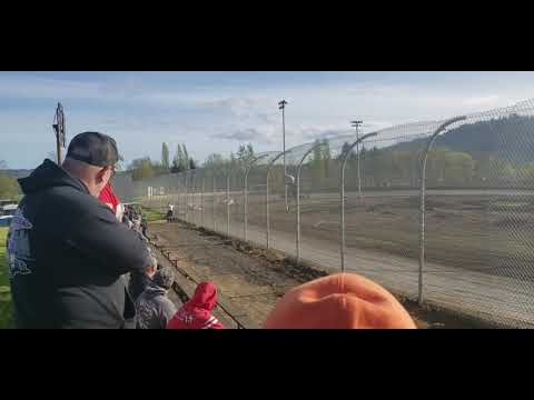 4-27-19 Heat 2 Willamette Speedway
