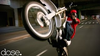 Bike Life: Outlaw Moto X in NYC!