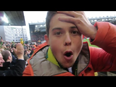 Match Day Experience | Norwich 4-5 Liverpool
