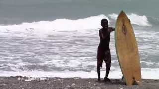 Surf Jamaica at Jamnesia Surf Camp!