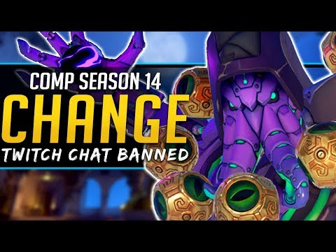Overwatch Season 14 Change - New Chat Rules with Twitch Chat thumbnail