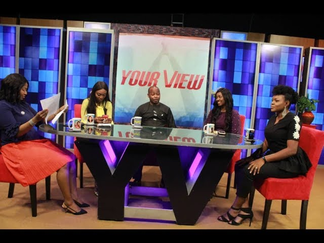 President Taiwo Oluwadahunsola on TVC Your View