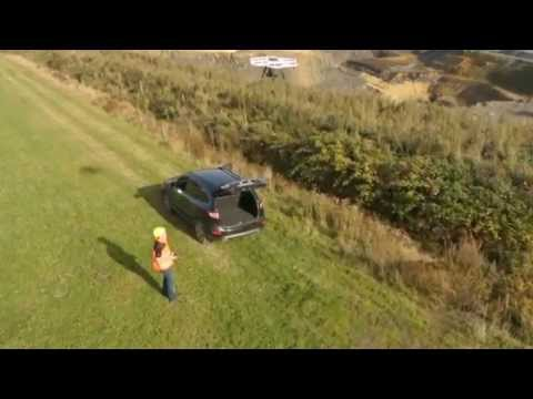 Geomapping with the Aibotix Aibot X6 from Northern Survey Supply