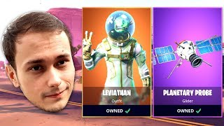 New SKIN HEAD OVER on Fortnite! LIVE