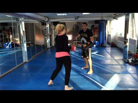 kickboxing sport club istanbul üsküdar