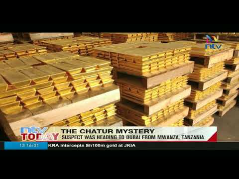 Tanzanian Arrested At JKIA With Gold Worth Ksh 100m
