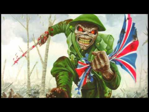 Iron Maiden- These Colours Don't Run- [Instrumental karaoke version]