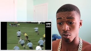 JONAH LOMU ULTIMATE TRIBUTE LORD OF THE WINGS | REACTION