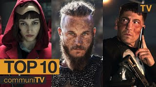 Top 10 Action TV Series of the 2010s
