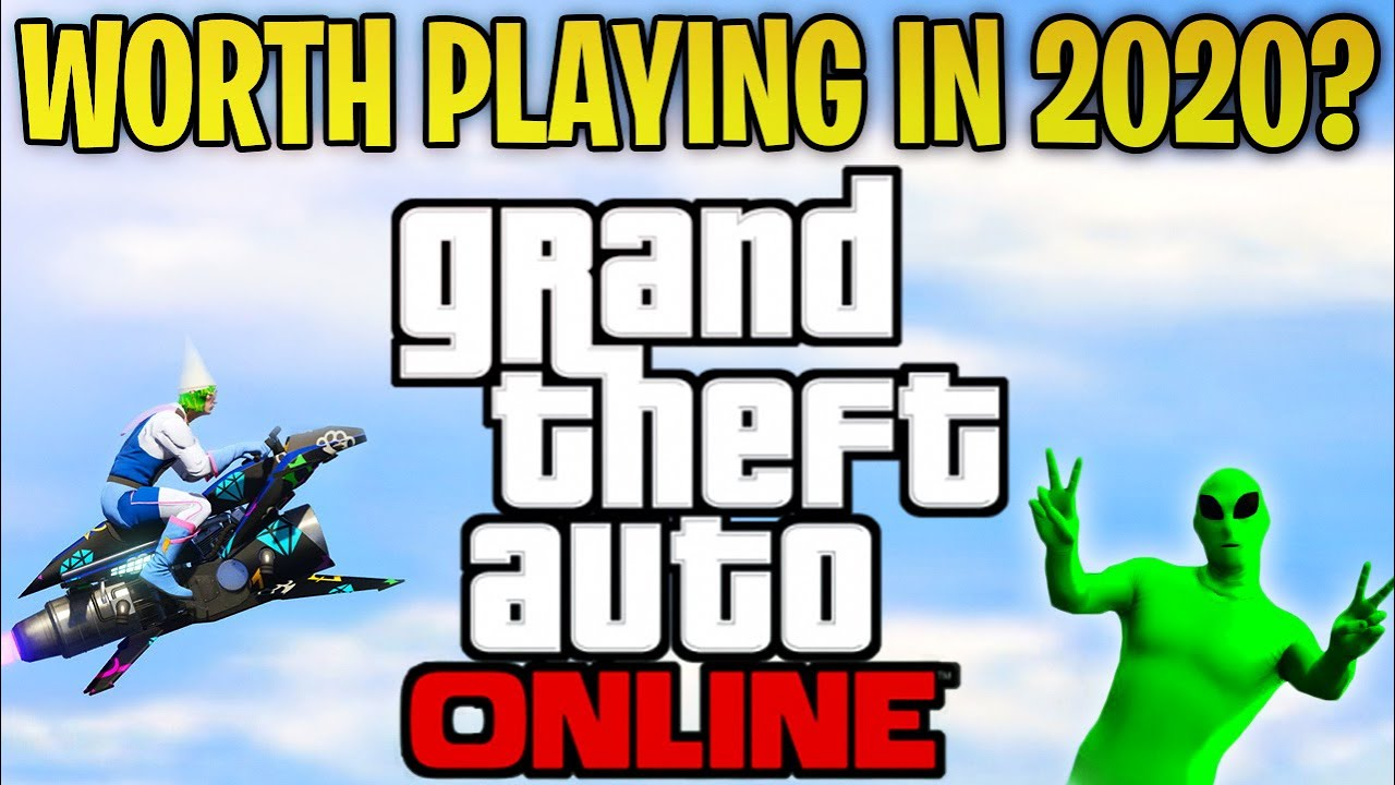 Is GTA 5 Online Worth Playing in 2020?