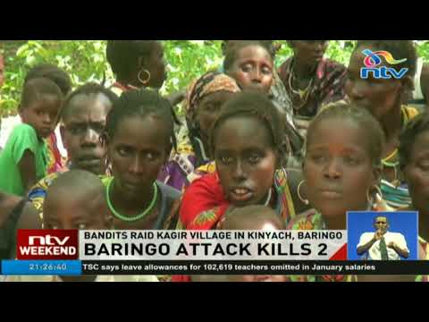 Baringo bandit attack leaves two dead
