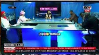 🛑[Talkshow] Suivez SIRA(Députée) & Abdoulaye (Pastef) invités de Ndoumbelane    Vendredi 26 Fev 2021