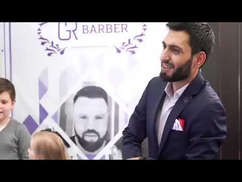 Барбершоп GR Barber - партнёр бизнес-вечеринки #PROFTUSOVKA