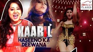 Haseeno Ka Deewana Full Song Kabil 2016-singer Payel Dev Live