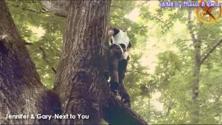Jennifer Lawrence & Gary Ross |•| Next To You