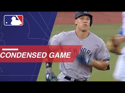 Condensed Game: NYY@TOR - 6/6/18