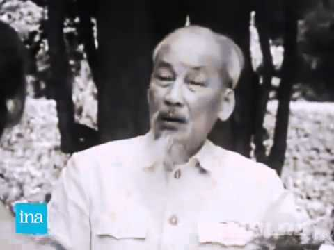 INA - Interview - Ho Chi Minh 1964
