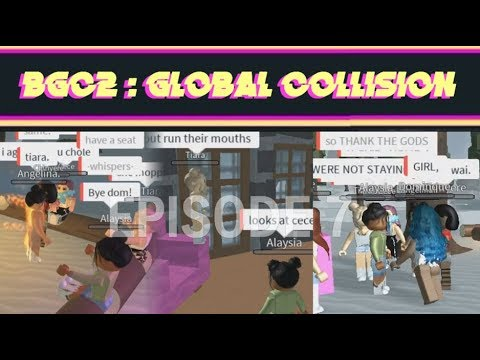 BGC2 | Global Collision | Episode 7 '' Vacation Drama ''
