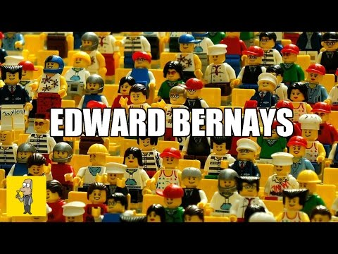 How to Control What People Do | Propaganda - EDWARD BERNAYS