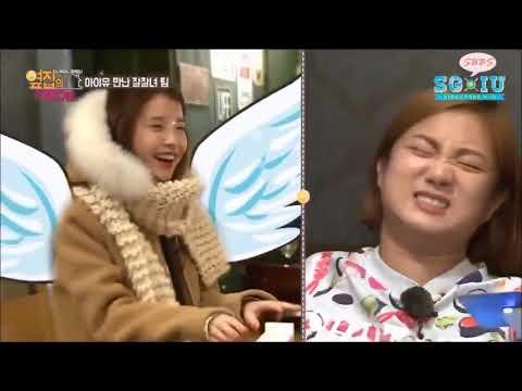IU/LEE JI EUN TRY TO NOT FANBOY/FANGIRL CHALLENGE PART 3