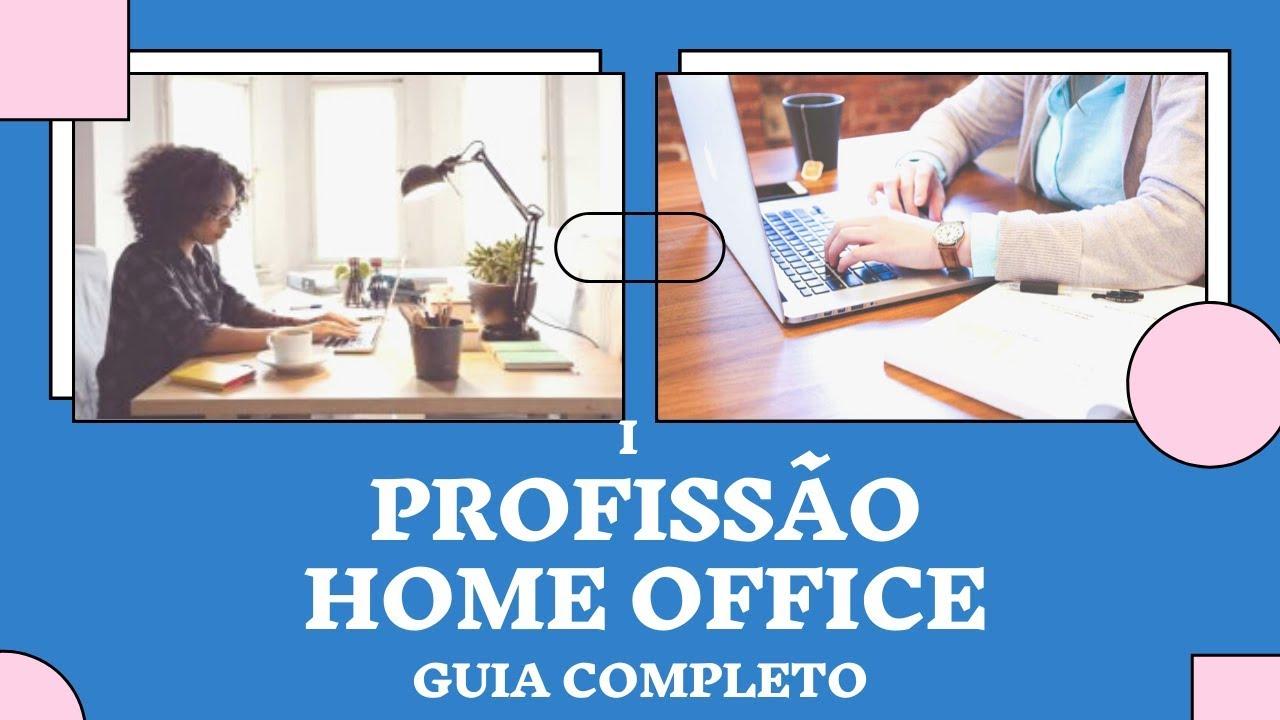 profissões do futuro home office