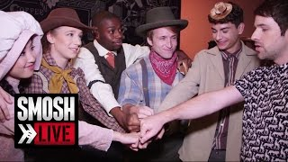 SMOSH LIVE BEHIND THE SCENES!