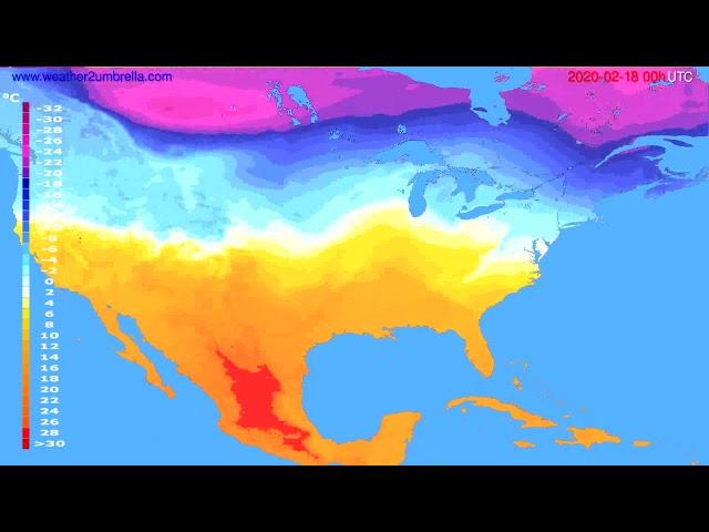 <span class='as_h2'><a href='https://webtv.eklogika.gr/temperature-forecast-usa-amp-canada-modelrun-00h-utc-2020-02-17' target='_blank' title='Temperature forecast USA & Canada // modelrun: 00h UTC 2020-02-17'>Temperature forecast USA & Canada // modelrun: 00h UTC 2020-02-17</a></span>