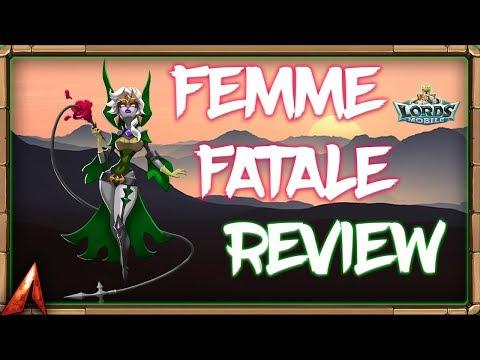 08 - Femme Fatale Review