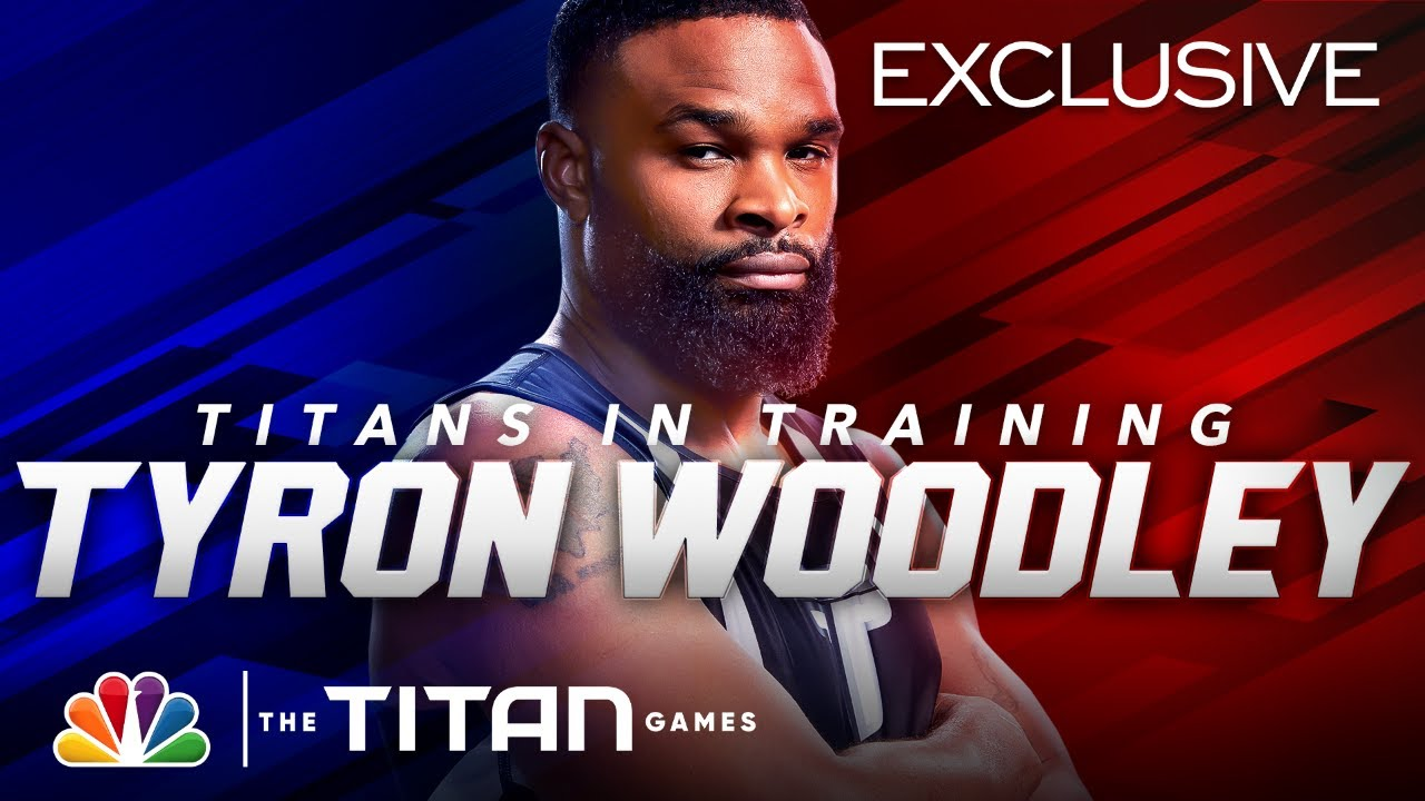 How to Throw an Overhand Punch with Tyron Woodley: Titan in Training - The Titan Games