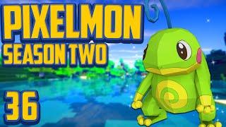 "Minecraft Pixelmon ""Politoed!"" Gotta Catch 'Em All S2 Ep 36 (Minecraft Pokemon Mod)"