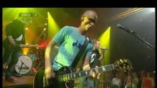 Magtens Korridorer - Snot & ild (Live)