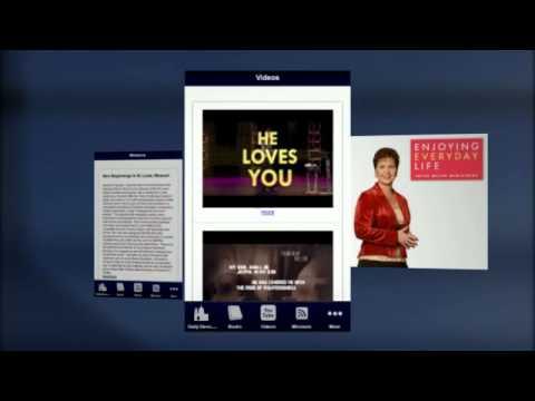 Joyce Meyer Daily Devotional Fan Android APP