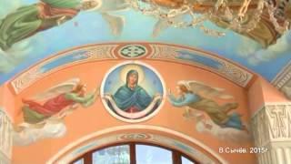 Жестылёво Храм Покрова Пресвятой Богородицы  Объединённый фильм 1996 2015г г