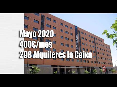 Pisos alquiler por 150 euros de la caixa convocatoria 2017 for La caixa pisos embargados