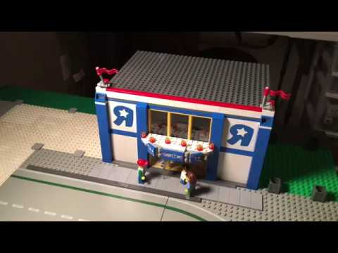 lego toys r us moc youtube. Black Bedroom Furniture Sets. Home Design Ideas