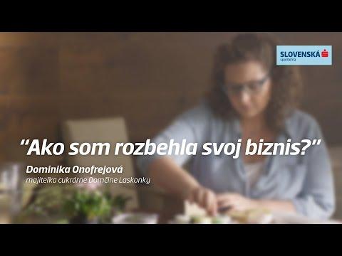 Slovenská sporiteľňa – Domčine laskonky