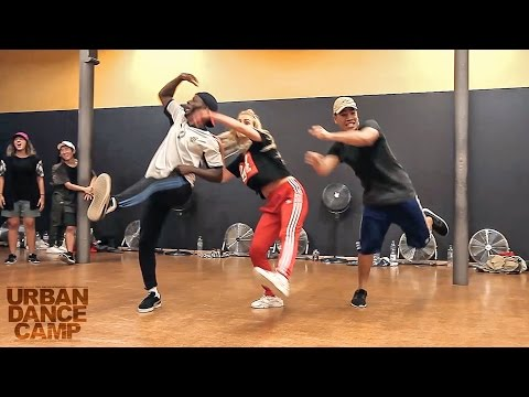 You Dont Know My Name  Alicia Keys  Baiba Klints Choreography  310XT Films  URBAN DANCE CAMP