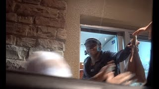 DRIVE THRU BO0NK AND DASH PT 3 WITH TRAY!! *FreeFOOD
