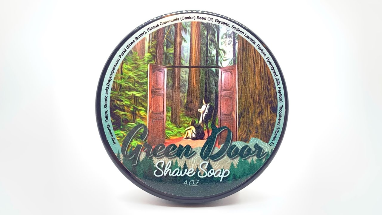 Highland Springs Soap Co. Green Door